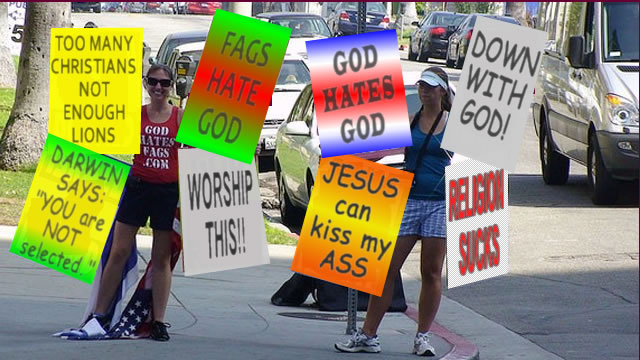 &quot;Westboro Atheists&quot;