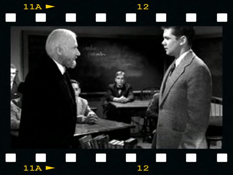 The Changing of the Guard Episode 102 Twilight Zone