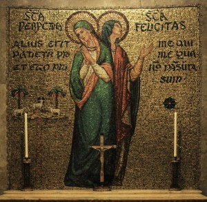 Martyrs Perpetua and Felicitas