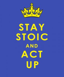 STAY STOIC