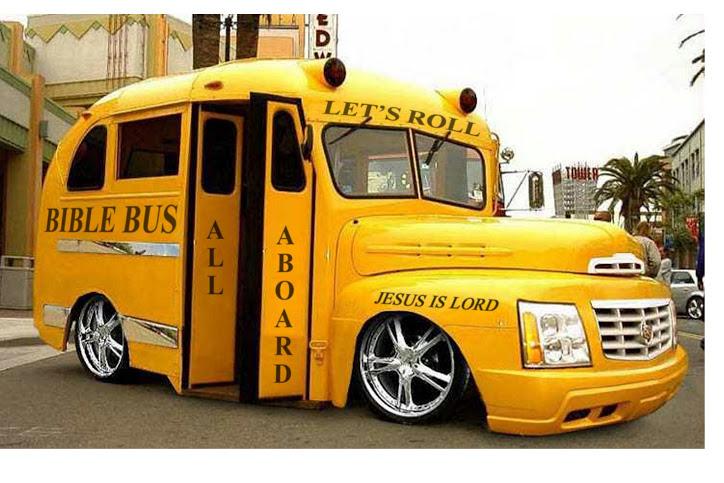 Bible Bus