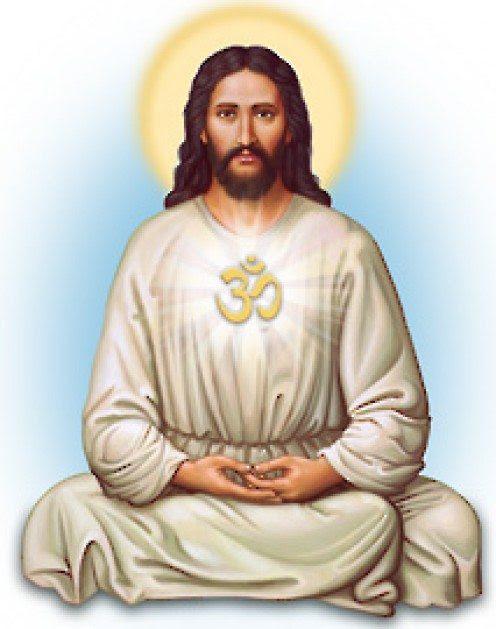 meditating om jesus