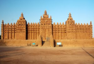 University of Timbuktu in Mali