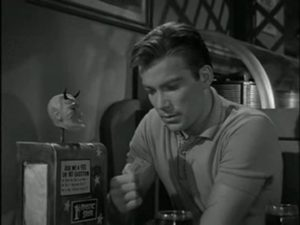 Twilight Zone Nick of Time William Shatner.